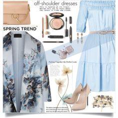 Off-shoulder dresses