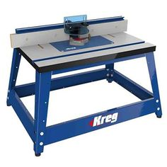TOOLS  Kreg Precision Benchtop Router Table  $229.99  KregTool.com  **Saw great infomercial on TV one night.  not sure what the URL is for the special offer made available, via the infomercial.