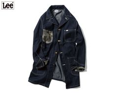 SOPHNET. Lee SHOP WORK COAT