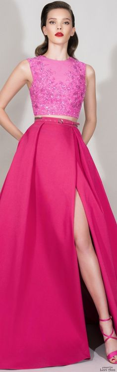 Zuhair Murad Resort, 2016.