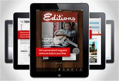 Editions | AOL Magazine App