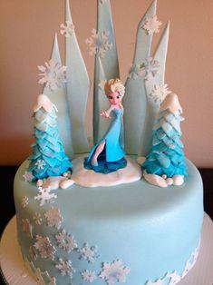 Festa Infantil Frozen: 55 inspirações para meninas