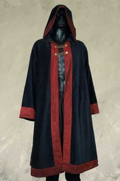 Wizard Robes | Wizard Robe - Large, LARP Inn