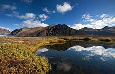 Paisaje de Islandia 2