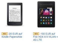 Cyber-Monday-Woche: Kindles mit bis zu 150 Euro Rabatt und mehr http://www.discountfan.de/artikel/technik_und_haushalt/cyber-monday-woche-kindles-mit-bis-zu-150-euro-rabatt-und-mehr.php Es ist soweit: Die Cyber-Monday-Woche hat begonnen. Amazon mit einem Rabatt von 20 Euro auf den Kindle Paperwhit sowie 150 Euro auf den Fire HDX, außerdem gibt es stündlich neue Offerten – Discountfan.de stellt die besten Tages- und Blitzangebote vor. Cyber-Monday-Woche: Kindles mit