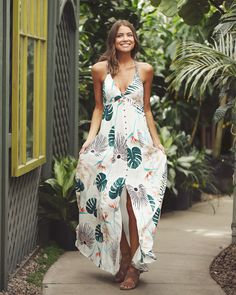 Bohme absolutely loves our Tropical Thunder Maxi 85613eb164b