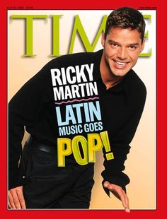 TIME Magazine Cover: Ricky Martin -- May 24, 1999