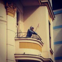 Иду, никого не трогаю, чувствую - кто-то на меня смотрит ))) #банскабыстрица #banskabystrica #Slovakia #Словакия Bratislava, Victoria, Photo And Video, Instagram