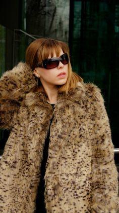 Fur Coat the winner of the season - Divatmalom Fur Coat, Seasons, Jackets, Fashion Tips, Shirts, Down Jackets, Fashion Hacks, Fashion Advice, Seasons Of The Year
