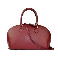 Raffinata e versatile <strong>borsa</strong> realizzata in vera pelle. Perfetto accessorio da indossare di giorno o come capiente alternativa la sera.  Scopri gli altri colori disponibili su Lovli!