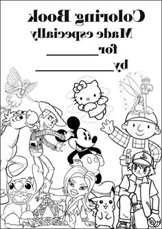 The Amazing Interesting Make Your Own Superhero Coloring Book