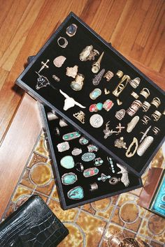 Amazing ring collection