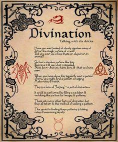 Divination.