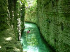 Xcaret [ MexicanConnexionForTile.com ] #Travel #Talavera #Handmade