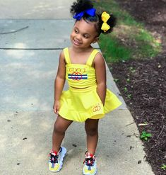 Cute Black Babies, Black Baby Girls, Beautiful Black Babies, Cute Baby Girl, Cute Little Girls Outfits, Kids Outfits Girls, Toddler Girl Outfits, Little Girl Swag, Cute Kids Fashion