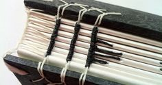 Great resource: 18 of the best Coptic Stitch book binding instructions and tutorials on the web