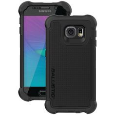 Ballistic Samsung(R) Galaxy S(R) 6 Tough Jacket Maxx(Tm) Case With Holster (Black) Electronic Gifts, Internet Radio, Electronics Gadgets, Samsung Galaxy S6, The Ordinary, Screen Protector, Protective Cases, Cell Phone Accessories, Jacket