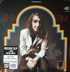 Hurricane Records - Tiny Tim - Live! At The Royal Albert Hall - Ltd. Record Store Day Edn.