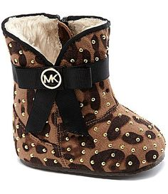 MICHAEL Michael Kors Infant Girls´ Baby Grace Boots