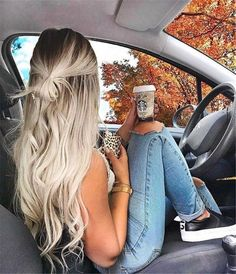 Hair Styles For School Cute and Easy Long Hairstyles for School coolest ha. - Easy hairstyles for long hair - Hair Styles Cute Hairstyles For School, Easy Hairstyles For Long Hair, Teen Hairstyles, Pretty Hairstyles, Braided Hairstyles, Hairstyle Ideas, Summer Hairstyles, Hair Ideas For School, College Hairstyles