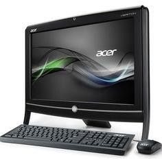 Acer lança novo tudo-em-um com tela de 20 polegadas e Windows 8