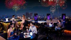 Thai New Year | New Years Eve in Bangkok