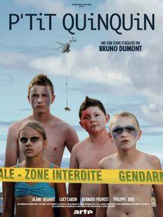 Filmtitel: P tit Quinquin,  Titelschrift: Monaco, (Apple Systemschrift)
