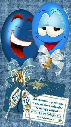New York Wallpaper, Happy New Year Wallpaper, Happy New Year Pictures, New Year Wishes, Cute Images, Merry Christmas, Christmas Decorations, Entertaining, Humor