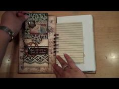 Junque Journal / Mini Album - YouTube