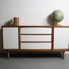 SALE Vintage Danish Mid Century Modern TEAK Vener Queen Sized Bed Frame with Floating Nightstands Made In Denmark 1960's by ABTModern on Etsy https://www.etsy.com/listing/185048971/sale-vintage-danish-mid-century-modern