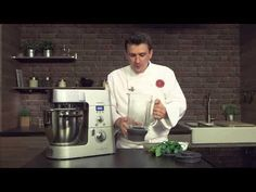 Recette de risotto de langoustines au Cooking Chef de Kenwood | Recette - YouTube Kenwood Chef, Kenwood Cooking, Cooking Chef Gourmet, Cooking Rice, Risotto, Cooking With Ground Beef, Cooking Movies, Cuisine Diverse, Cooking With Olive Oil