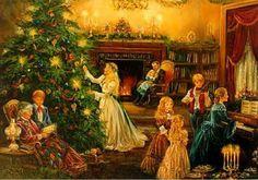 victorian era christmas | Victorian Christmas