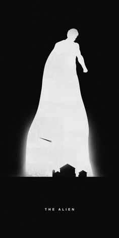 Silhouettes of Superheroes2