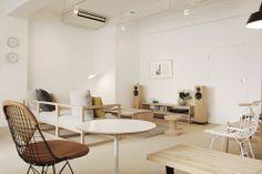 Building, a Tokyo-based furniture shop and design studio