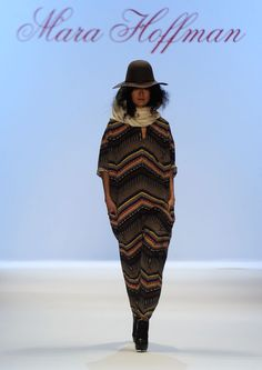 Mara Hoffman - Runway - Fall 2012 Mercedes-Benz Fashion Week