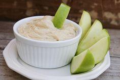 Peanut Butter Dip- tried it. phenoms.