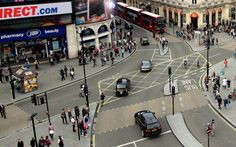 Piccadilly Circus 2012