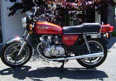 1980 Suzuki GS550e
