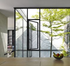 courtyard--House Plot 75 / Office Winhov