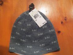 Acrylic Beanie Solid Batman Hats for Men Michael Kors Men, Mk Logo, Hats For Men, Beanie Hats, Knitted Hats, Batman, Skull, Baseball Caps, Gray