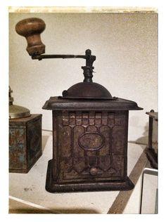 Old grinder