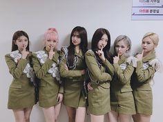 Kpop Girl Groups, Korean Girl Groups, Kpop Girls, K Pop, Kpop Girl Bands, Yuehua Entertainment, Kpop Outfits, New Girl, Pop Group