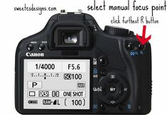 Focus Accurately With a 50mm Lens