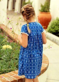 DIY Everyday Boho Dress Free Pattern ~ iCandy