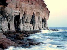 Rocas de Puerto Rico. Gran Canaria.