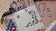 https://www.elchisworldofbooksandcrafts.de/mft-wsc-379-violet-elephant/  My Favorite Things - Adorable Elephants | MFT-WSC-#379