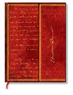 Paperblanks Embellished Manuscripts Brontë Jane Eyre Ultra Notebook with Lined…