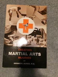 TREATING MARTIAL ARTS INJURIES  DENNIS R. BURKE, M.D.   | eBay