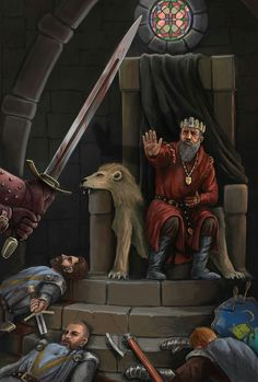"Death of a High King - ""Adnar Chronicles IV"" by Adam O Harmon"