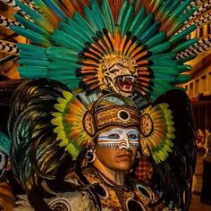 """""""A fearless heart is free of desire, a kind heart finds paradise everywhere.""""   ~ Alan Yue  Copil or Copilli, is also a gold crown with quetzal feathers that symbolizes the royal origin, the royal blood, the royal crown that unites the terrestrial with the celestial.  ॐ lis"""